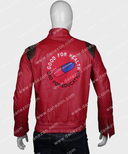 Akira Red Leather Jacket