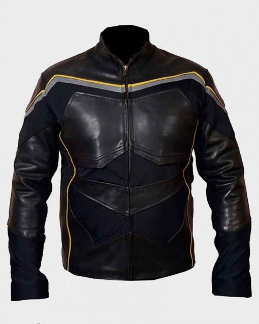 Will Smith Leather Hancock John Hancock Jacket