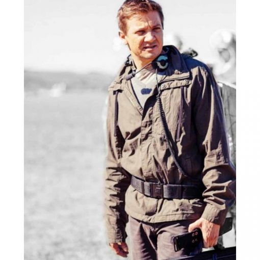 Arrival Ian Donnelly Cotton Grey Jacket
