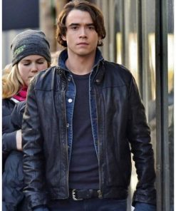 Jamie Backley If I Stay Black Jacket