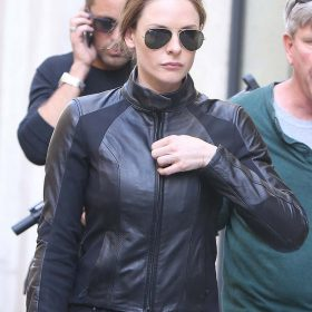 Mission Impossible 6 Ilsa Faust Jacket