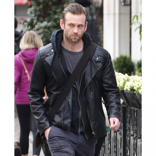 Fifty Shades Darker Jack Hyde Black Jacket