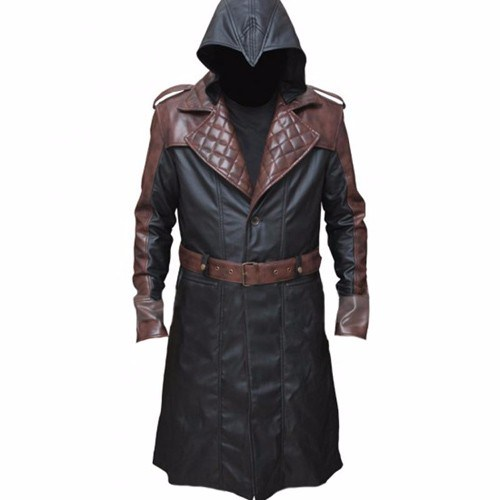 Jacob Frye Assassins Creed Syndicate Video Game Leather Coat