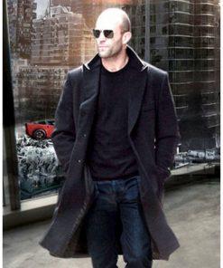 Fast And Furious 7 Jason Statham Wool Coat