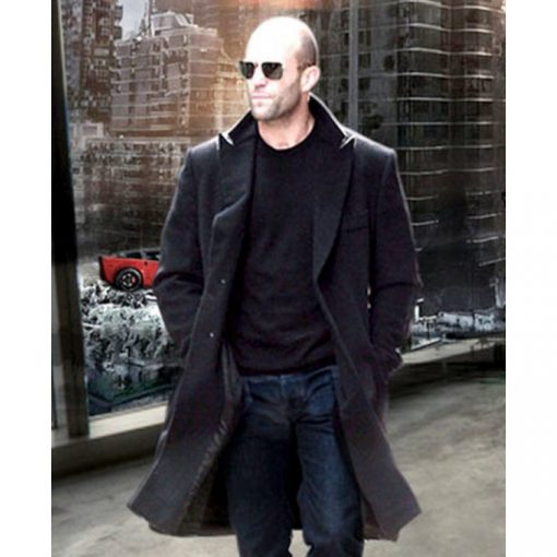 Fast And Furious 7 Jason Statham Wool Coat