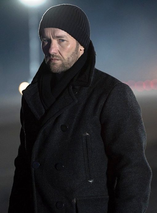 Red Sparrow Joel Edgerton Black Coat