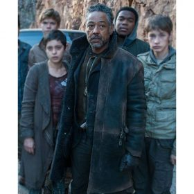 Maze Runner The Death Cure Jorge Coat