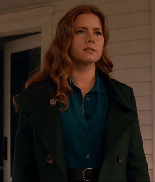 Amy Adams Justice League Jacket