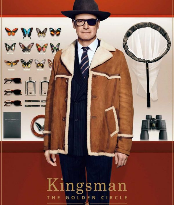 Harry Hart Kingsman Jacket