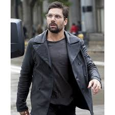Beta Test Manu Bennett Black Leather Peacock