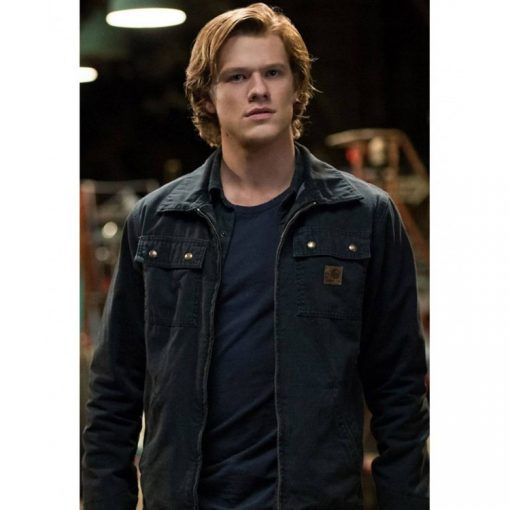 Lucas Till Monster Trucks Jacket