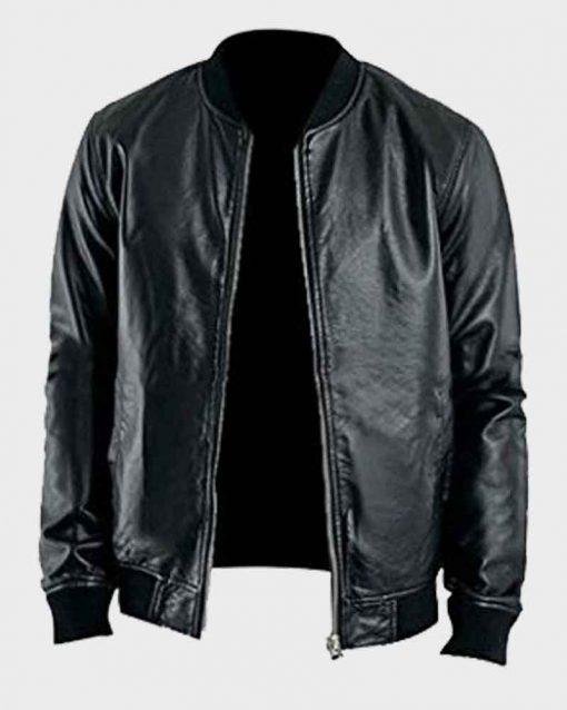 Dave Franco Black Bomber Now You See Me 2 Jack Wilder Jacket