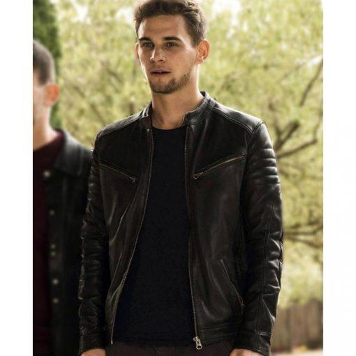 Garrett Foster Overdrive Black Jacket