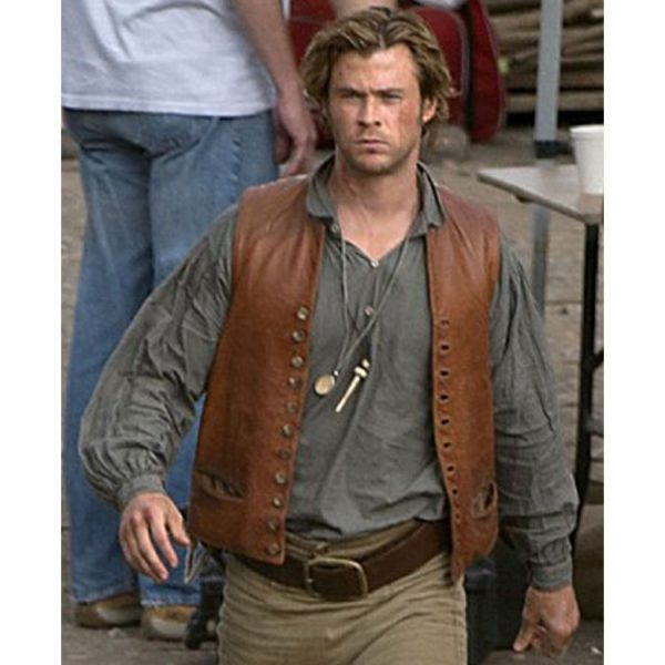In The Heart Of The Sea Owen Chase Vest