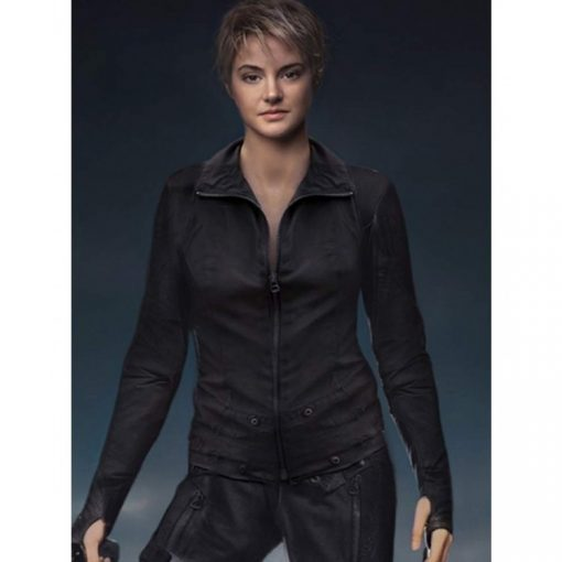 Allegiant Part 1 Shailene Woodley Jacket