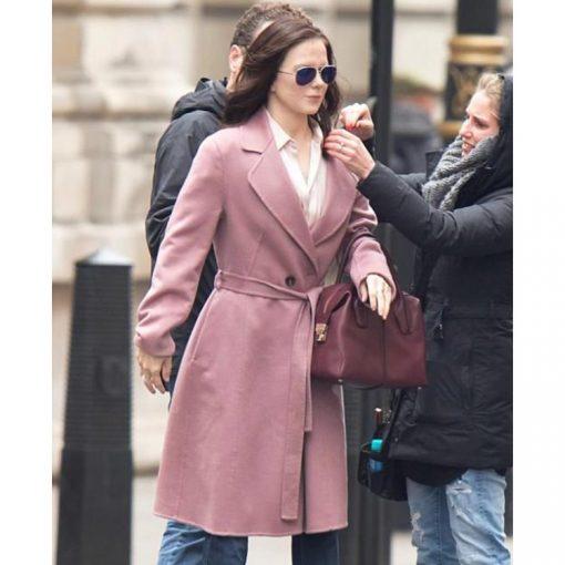 Red Sparrow Stephanie Boucher Coat