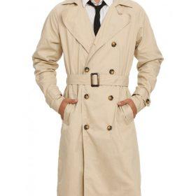 Misha Collins Supernatural Coat