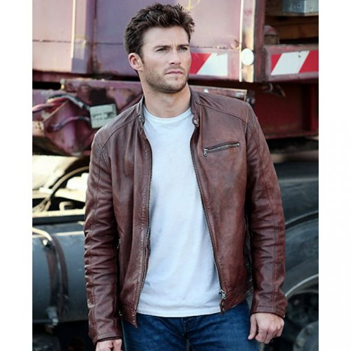 Scott Eastwood The Fate And Furious Jacket