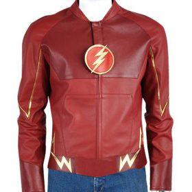Grant Justin The Flash Jacket
