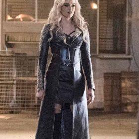 Killer Frost The Flash Season 3 Leather Coat