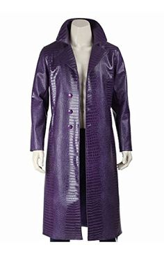 Suicide Squad The Joker Coat