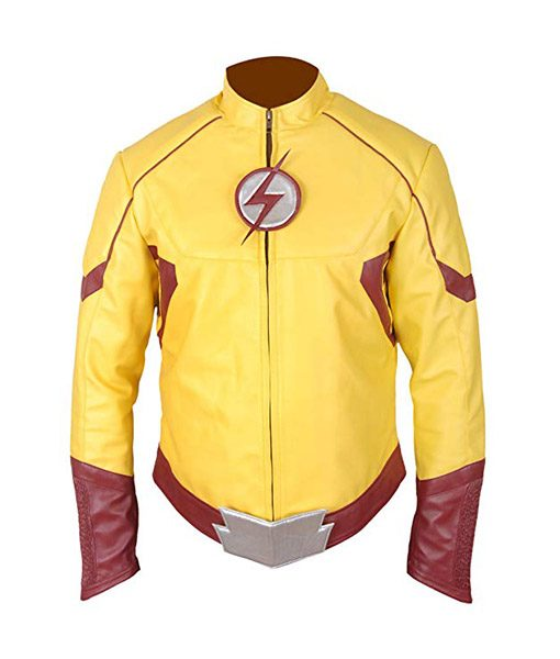 Wally West The Flash TV Series Jacket