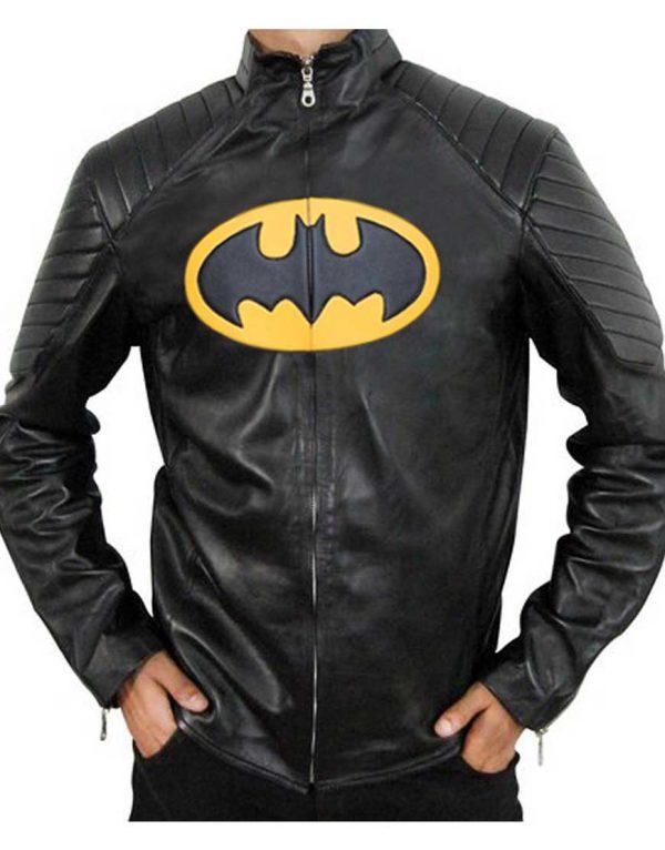 The Lego Batman Leather Jacket