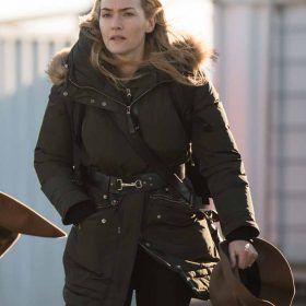 Kate Winslet The Mountain Between Us Parka Coat