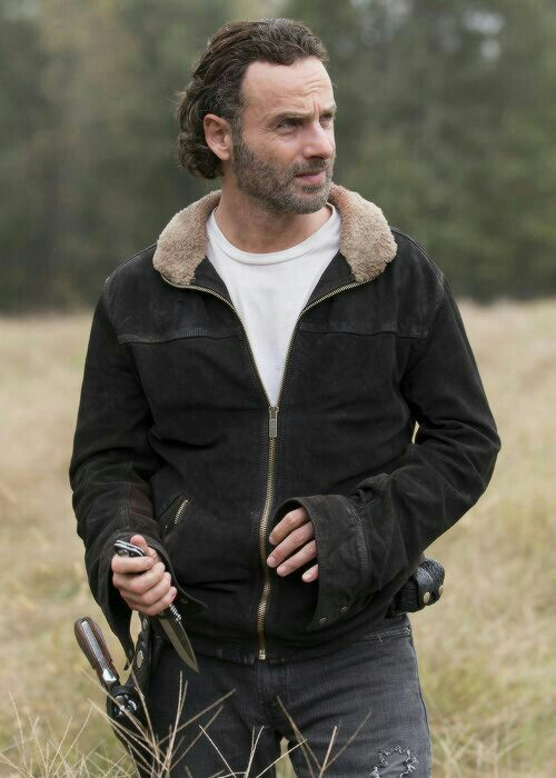 9cd72658b The Walking Dead Andrew Lincoln Jacket