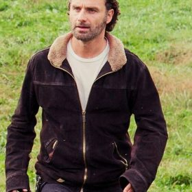 Rick Grime The Walking Dead TV Series Jacket