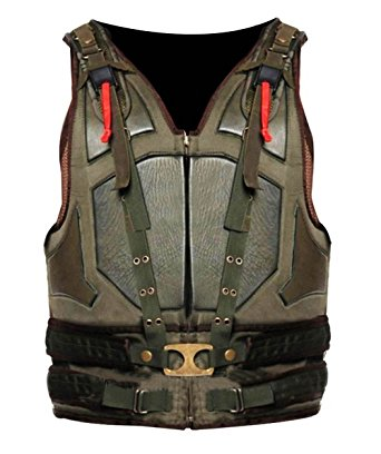 The Dark Knight Rises Tom Hardy Leather Vest