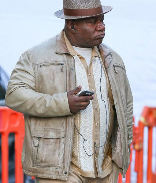 Mission Impossible 6 Luther Stickell Jacket