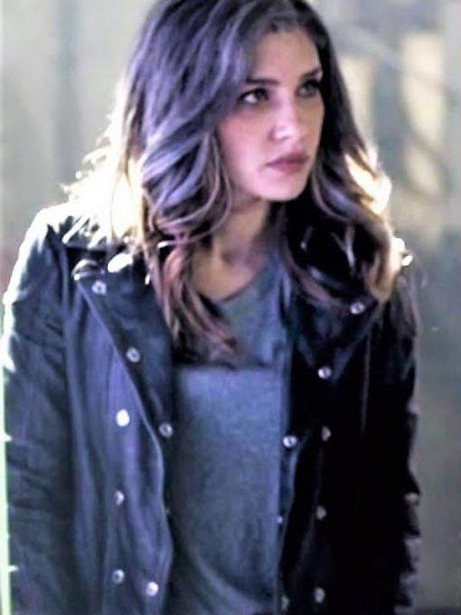 Arrow Future Black Canary Dinah Drake Jacket