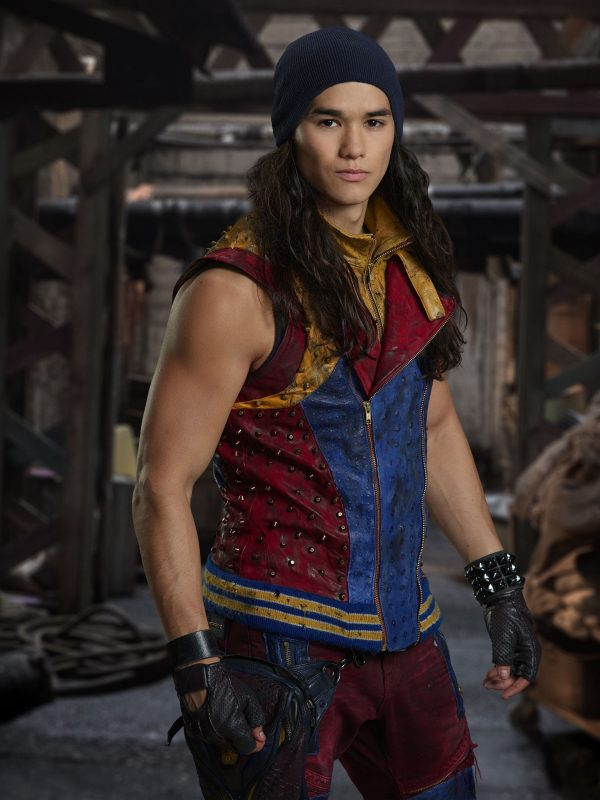 Descendants 2 Booboo Stewart Studded Vest