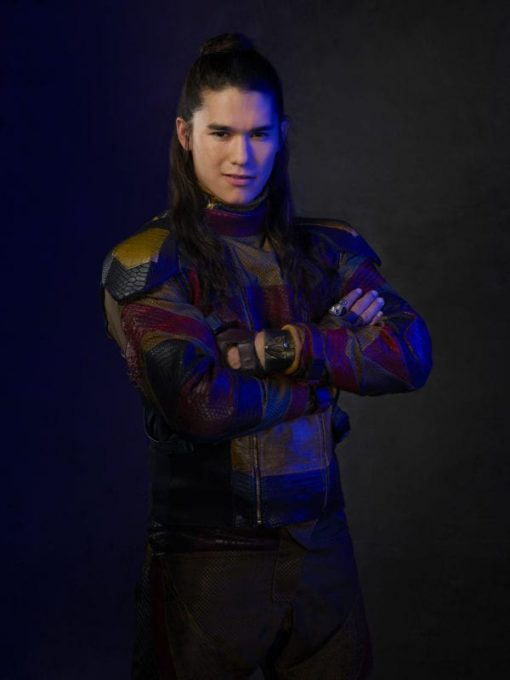 Descendants 3 Booboo Stewart Leather Jacket