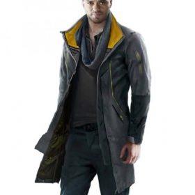 Markus Detroit Become Human PS4 Leather Coat