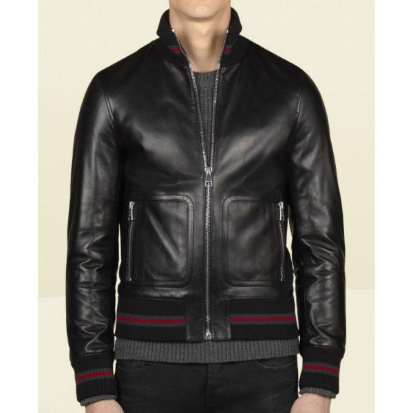 Not Afraid Eminem Black Jacket