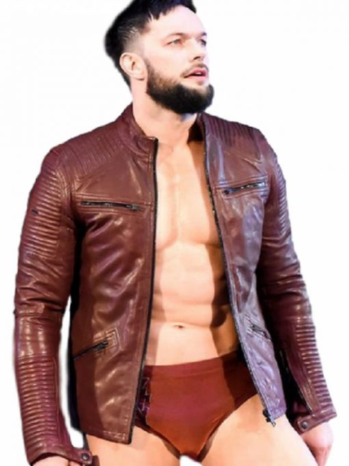 WWE Raw Finn Balor Jacket
