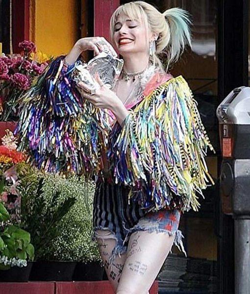 Birds Of Prey Harley Quinn Jacket