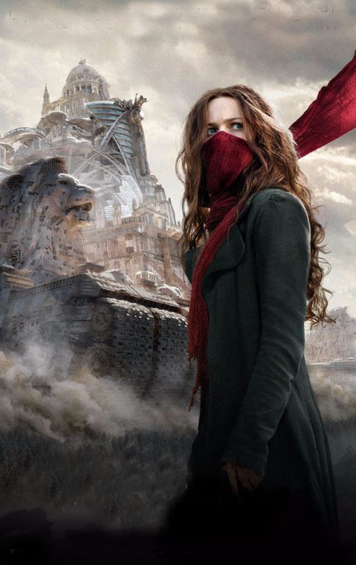 Mortal Engines Hester Shaw Coat