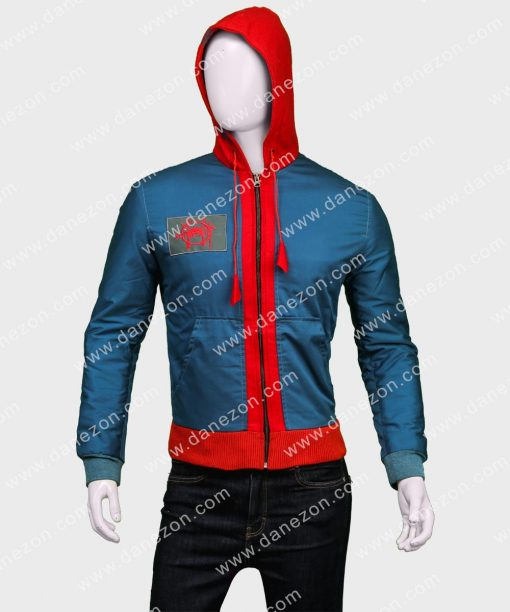 Spider-Man Into the Spider Miles Morales Jacket