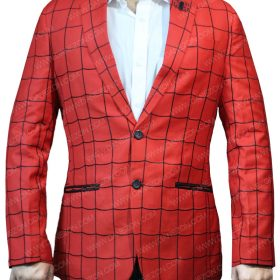 Spider Man Far From Home Red Tuxedo