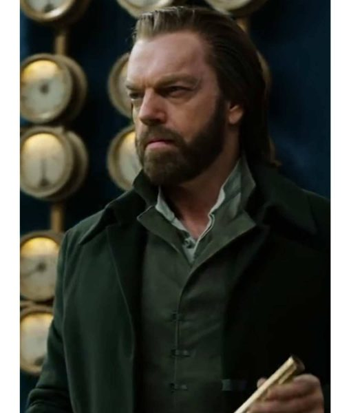 Mortal Engines Thaddeus Valentine Wool Coat