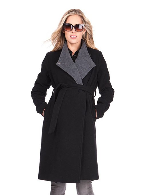 Abby Newman The Young and the Restless Wool Coat