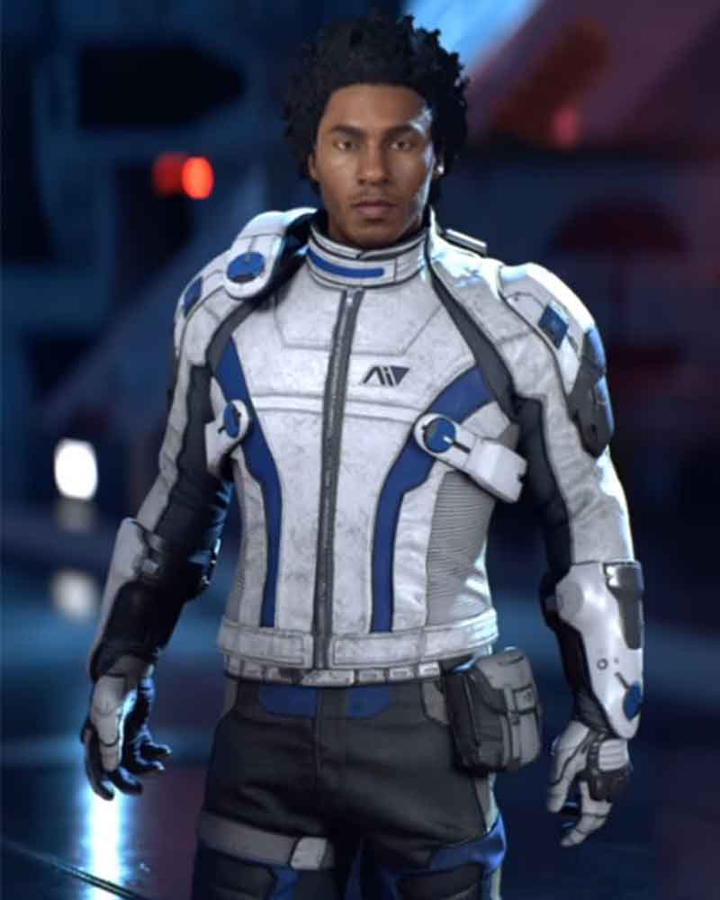 Video Game Mass Effect Andromeda Liam Kosta Jacket