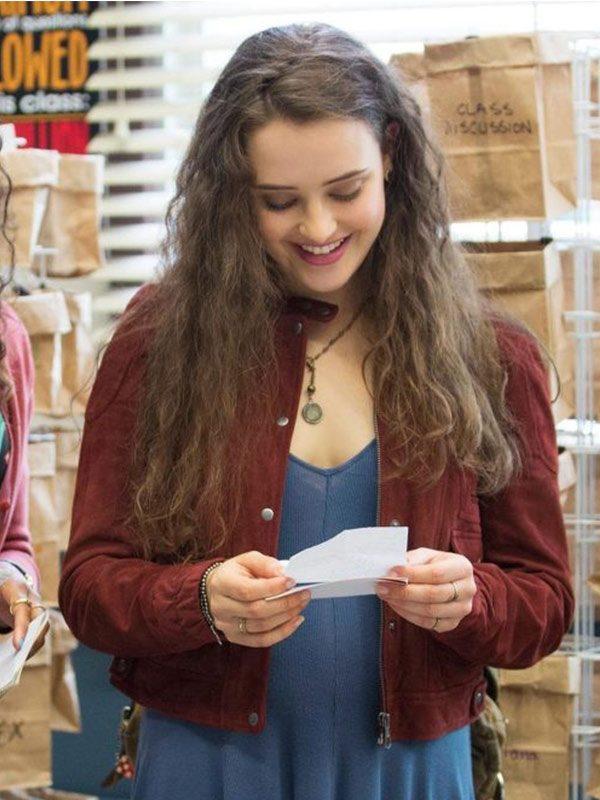 Hannah Baker 13 Reason Why Jacket