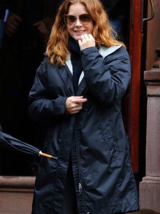 The Woman in the Window Amy Adams Long Coat