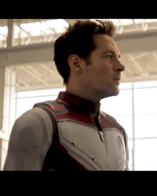Avengers Endgame AntMan Quantum Jacket