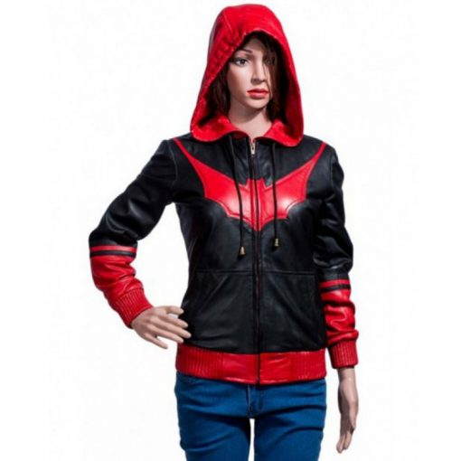 Kate Kane Batwoman Hooded Jacket