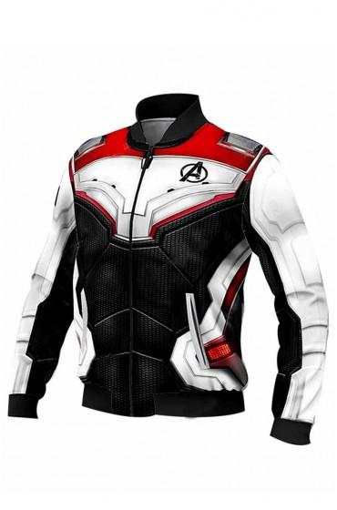 6d95e916e Captain America Avengers Endgame Quantum Jacket